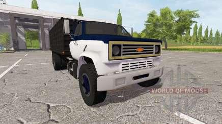 Chevrolet C70 для Farming Simulator 2017