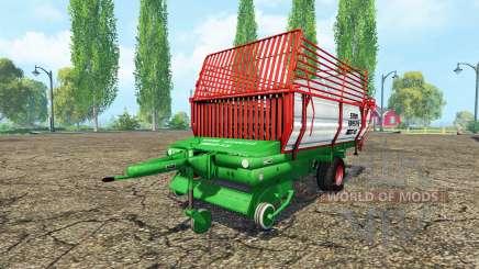 Steyr Hamster 8023 KS для Farming Simulator 2015