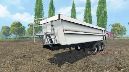 Schmitz Cargobull SKI 24 v1.3 для Farming Simulator 2015