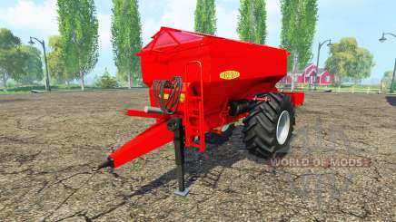 Bredal K105 для Farming Simulator 2015