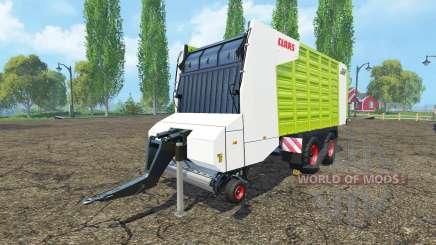 CLAAS Cargos 9500 2-axle для Farming Simulator 2015