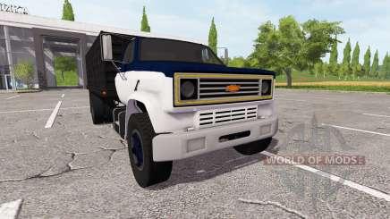Chevrolet C70 v1.1 для Farming Simulator 2017