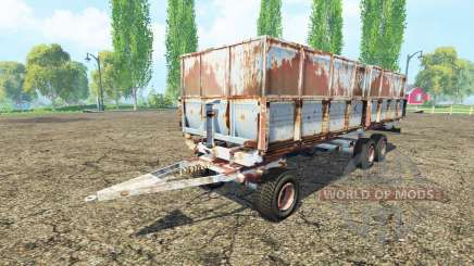 ПТС 12 v2.1 для Farming Simulator 2015