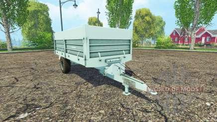 Duchesne v1.02 для Farming Simulator 2015