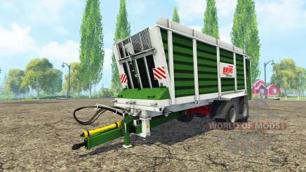Briri Silotrans 38 для Farming Simulator 2015