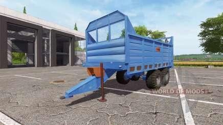 Fortschritt T-088 для Farming Simulator 2017