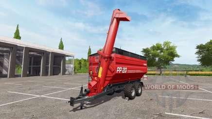 METALTECH PP 20 для Farming Simulator 2017