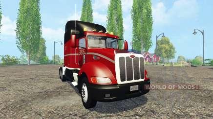 Peterbilt 386 для Farming Simulator 2015