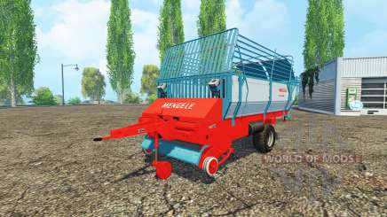 Mengele LW 330 Super для Farming Simulator 2015