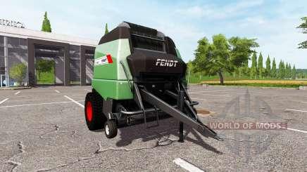 Fendt V 5200 для Farming Simulator 2017