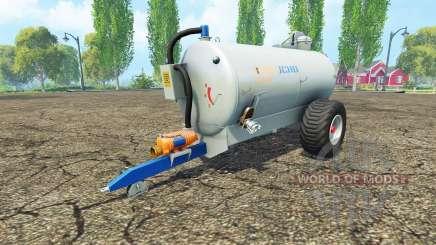 Galucho CG-6000 для Farming Simulator 2015