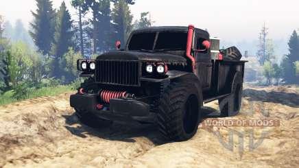 GTA V Bravado Duneloader v2.0 для Spin Tires