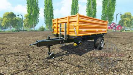 BRANTNER E 8041 manure для Farming Simulator 2015