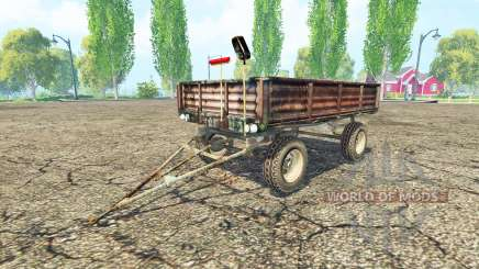 Autosan D47 для Farming Simulator 2015