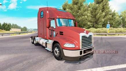Mack Pinnacle v2.5 для American Truck Simulator