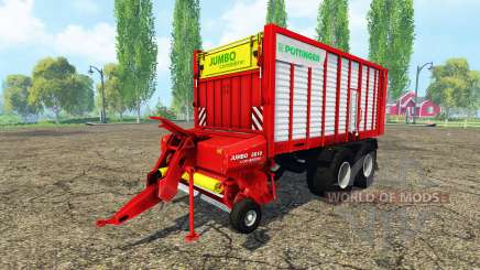 POTTINGER Jumbo 6010 для Farming Simulator 2015