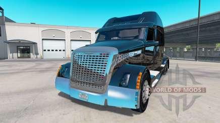 Concept Truck black edition для American Truck Simulator