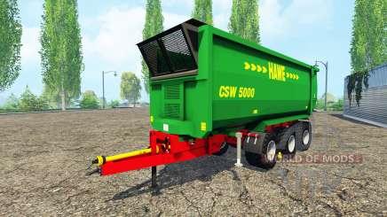 Hawe CSW 5000 для Farming Simulator 2015