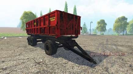 ПСТБ 17 для Farming Simulator 2015
