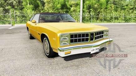 Bruckell Moonhawk style 1970 для BeamNG Drive