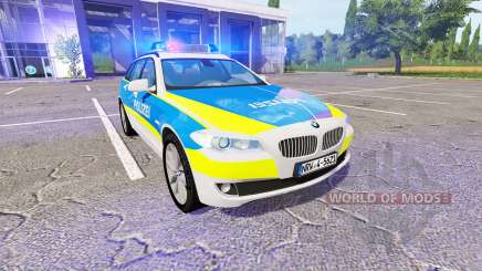 BMW 520d Touring (F11) NRW v2.0 для Farming Simulator 2017