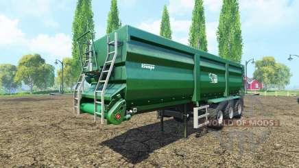 Krampe SB 30-60 multifruit для Farming Simulator 2015