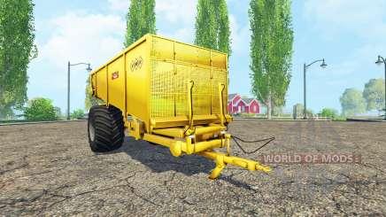 Veenhuis Shuttle для Farming Simulator 2015