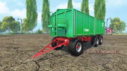 Kroger HKD 302 3-axis v1.3 для Farming Simulator 2015