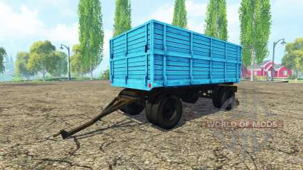 НефАЗ 8560 для Farming Simulator 2015