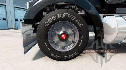 Колёсные диски Kenworth для American Truck Simulator