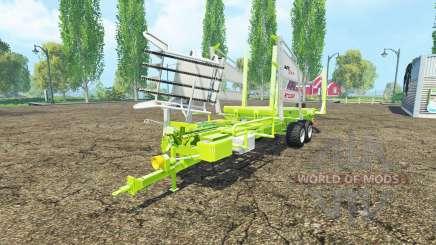 Arcusin AutoStack FS 63-72 v1.1 для Farming Simulator 2015