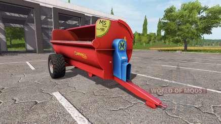 Marshall MS105 для Farming Simulator 2017