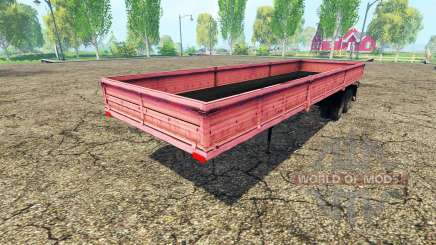 НефАЗ 93344 для Farming Simulator 2015