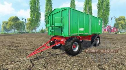 Kroger HKD 302 multifruit v1.1 для Farming Simulator 2015