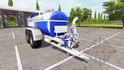 Zunhammer SKE 18.5 PUD Bullshit для Farming Simulator 2017
