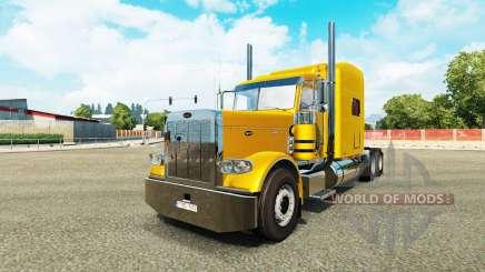 Peterbilt 389 v1.8 для Euro Truck Simulator 2