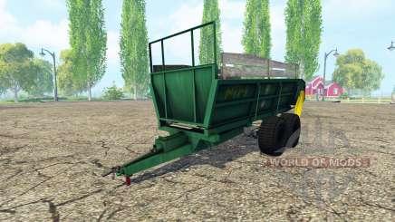 МТТ 9 для Farming Simulator 2015