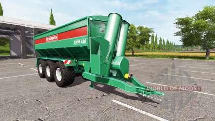 BERGMANN GTW 430 v0.9.5 для Farming Simulator 2017