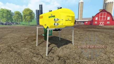 Zunhammer Zuni-X-Trac для Farming Simulator 2015