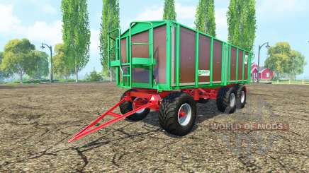 Kroger HKD 302 3-axis wood для Farming Simulator 2015