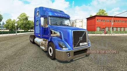Volvo VT880 v1.2 для Euro Truck Simulator 2