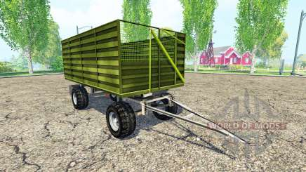 Conow HW 80 v0.9.2 для Farming Simulator 2015