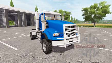Lizard SX 210 Twinstar agro для Farming Simulator 2017