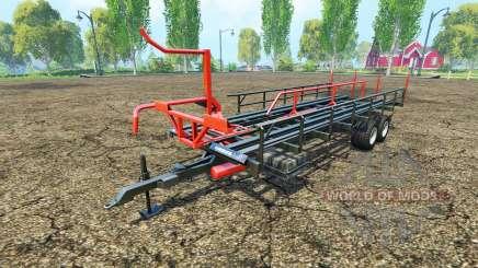 Ursus T-127 для Farming Simulator 2015