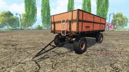 URSUS T57DR для Farming Simulator 2015