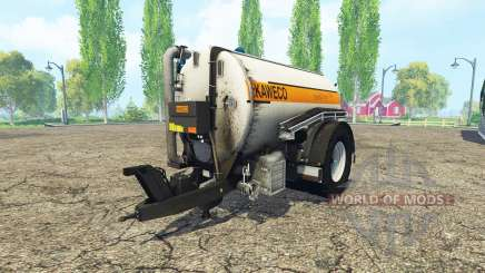 Kaweco Double Twin Shift v2.0 для Farming Simulator 2015