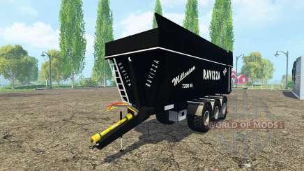 Ravizza Millenium 7200 v1.2 для Farming Simulator 2015