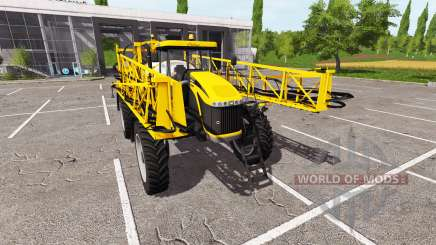 Challenger RoGator 1300 для Farming Simulator 2017