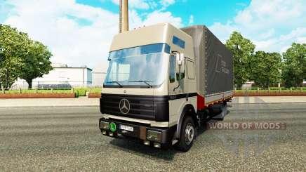 Mercеdes-Benz 1853 Tandem v1.21 для Euro Truck Simulator 2