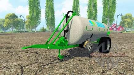 Bauer VB60 для Farming Simulator 2015